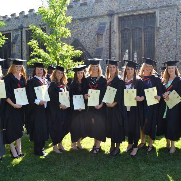 Writtle_College_Graduation