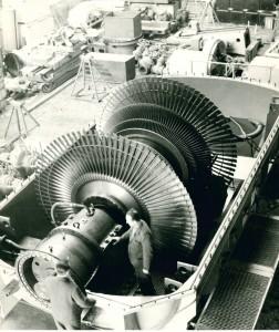 Výzkum proudění páry v průtočných systémech parních turbín v OP ŠKoda